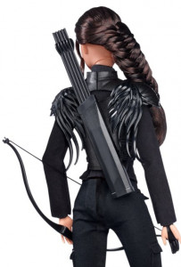 Barbie Katniss The Hunger Games: Mockingjay—Part 2 - poškozený obal
