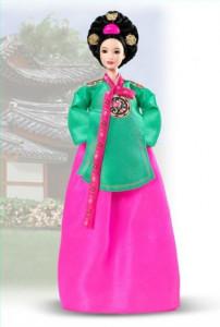 BARBIE Princess of the Korean Court