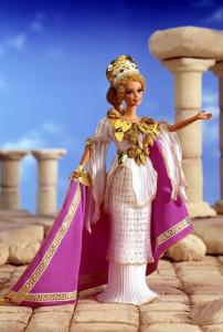 BARBIE Grecian Goddess (Starořecká Bohyně) - rok 1996