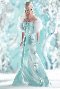 BARBIE I Dream of Winter (Sním o zimě) - rok 2005