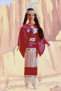 BARBIE Native American - Third Edition (třetí série - rok 1994)