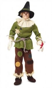 BARBIE The Wizard of Oz - Scarecrow (Strašák)