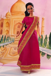 BARBIE India 2nd edition - rok 1996