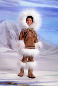 BARBIE Arctic (Eskymačka) - r. 1997