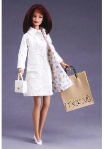 BARBIE Nicole Miller City Shopper Limited Edition - r. 1996