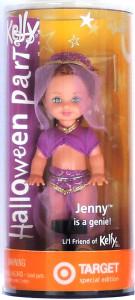 KELLY - Jenny is a Genie, kolekce Halloween Party, rok 2002