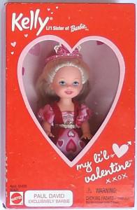 KELLY - Kelly my lil Valentine, rok 2001