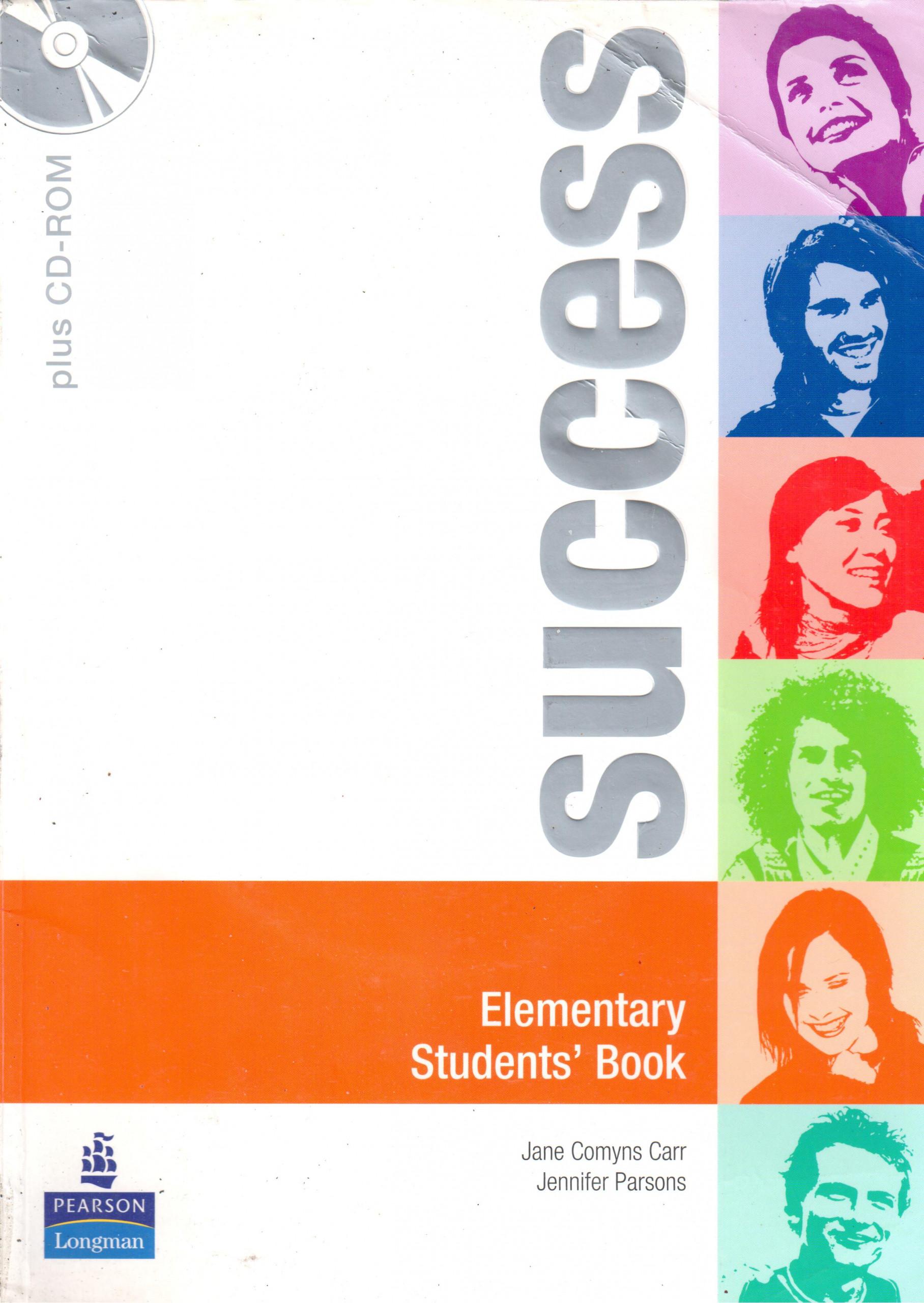 Success: Elementary Student's Book - Náhled učebnice