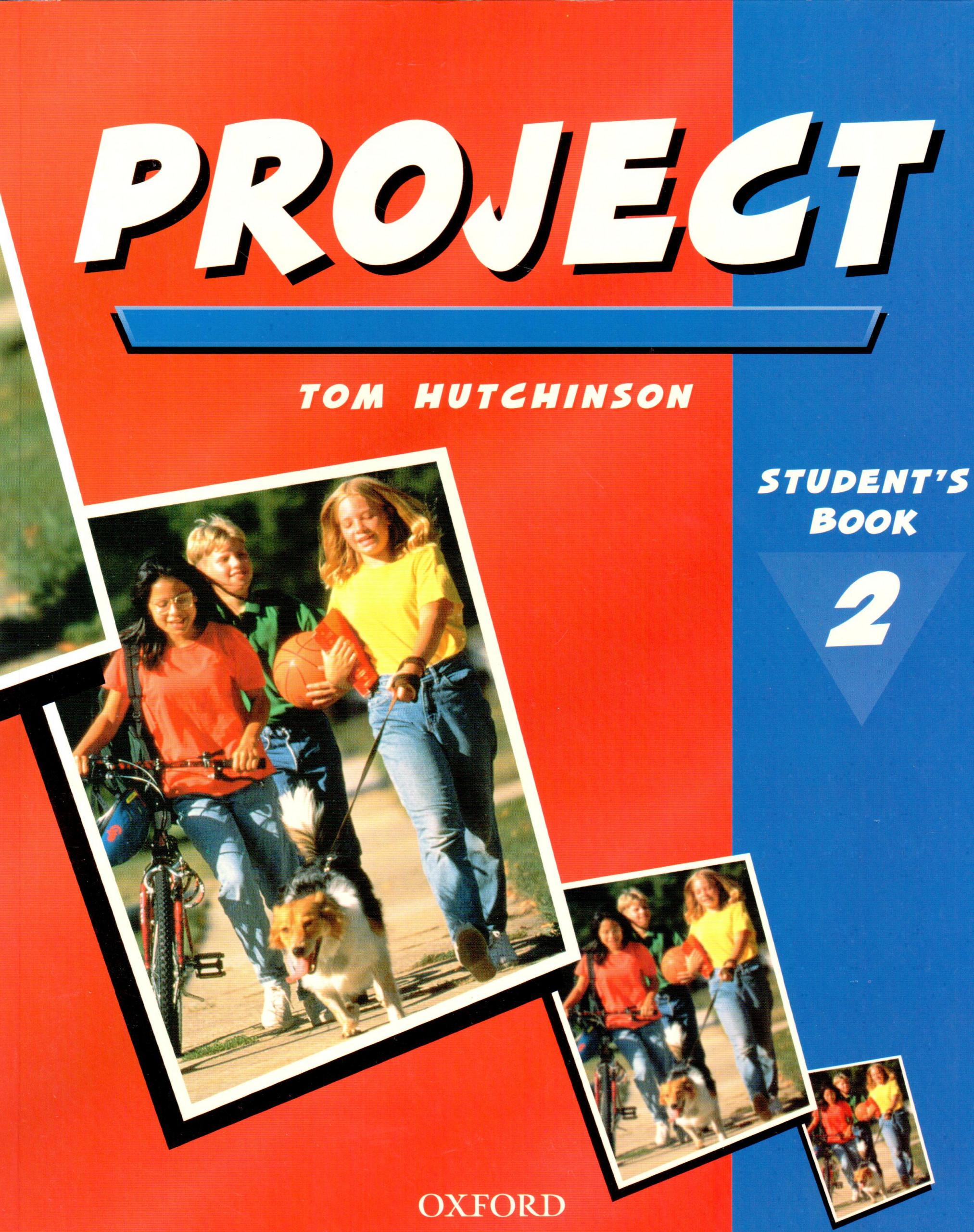 Project 2: Student's Book - Náhled učebnice
