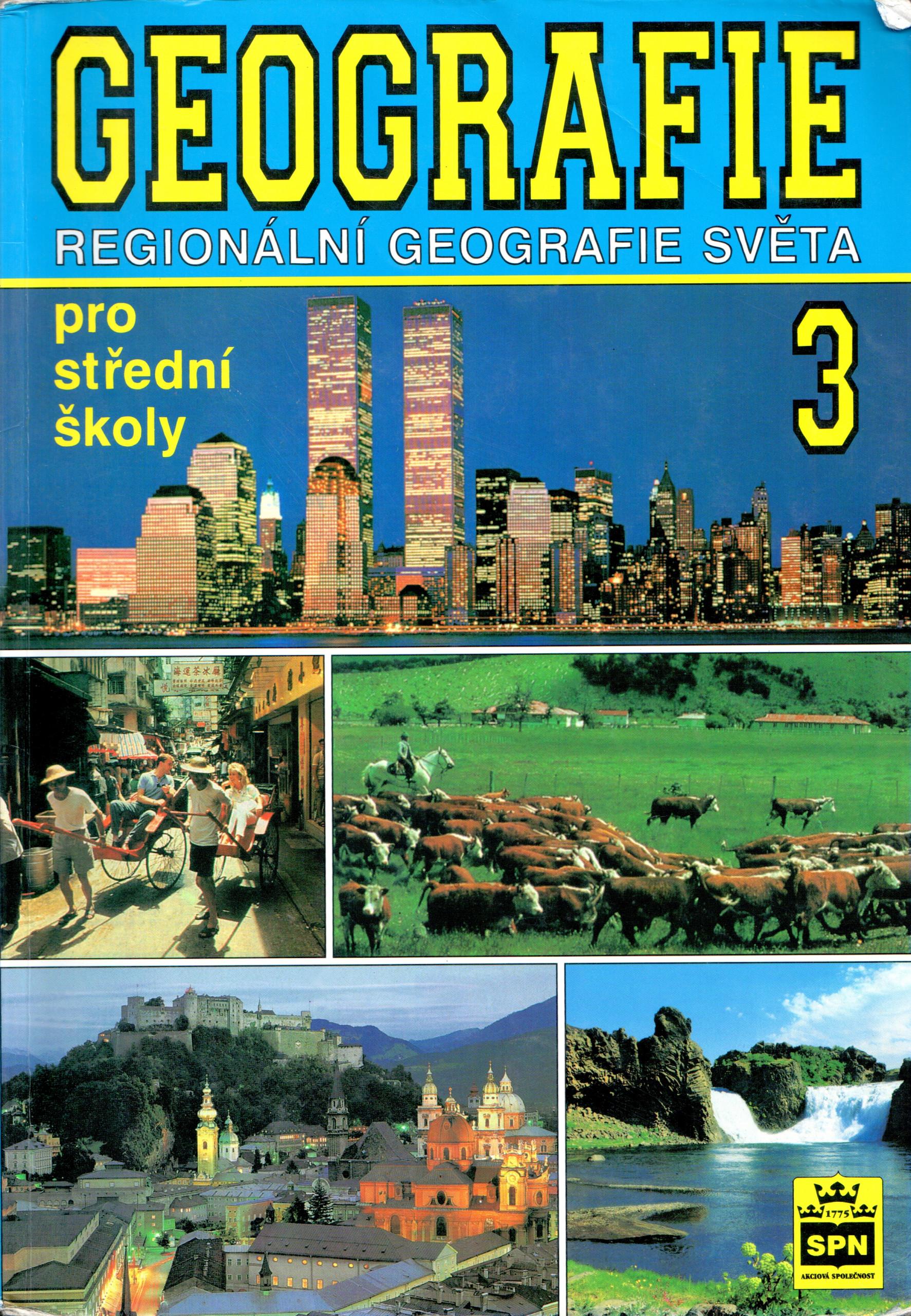 Geografie 3: Regionální geografie světa - Náhled učebnice