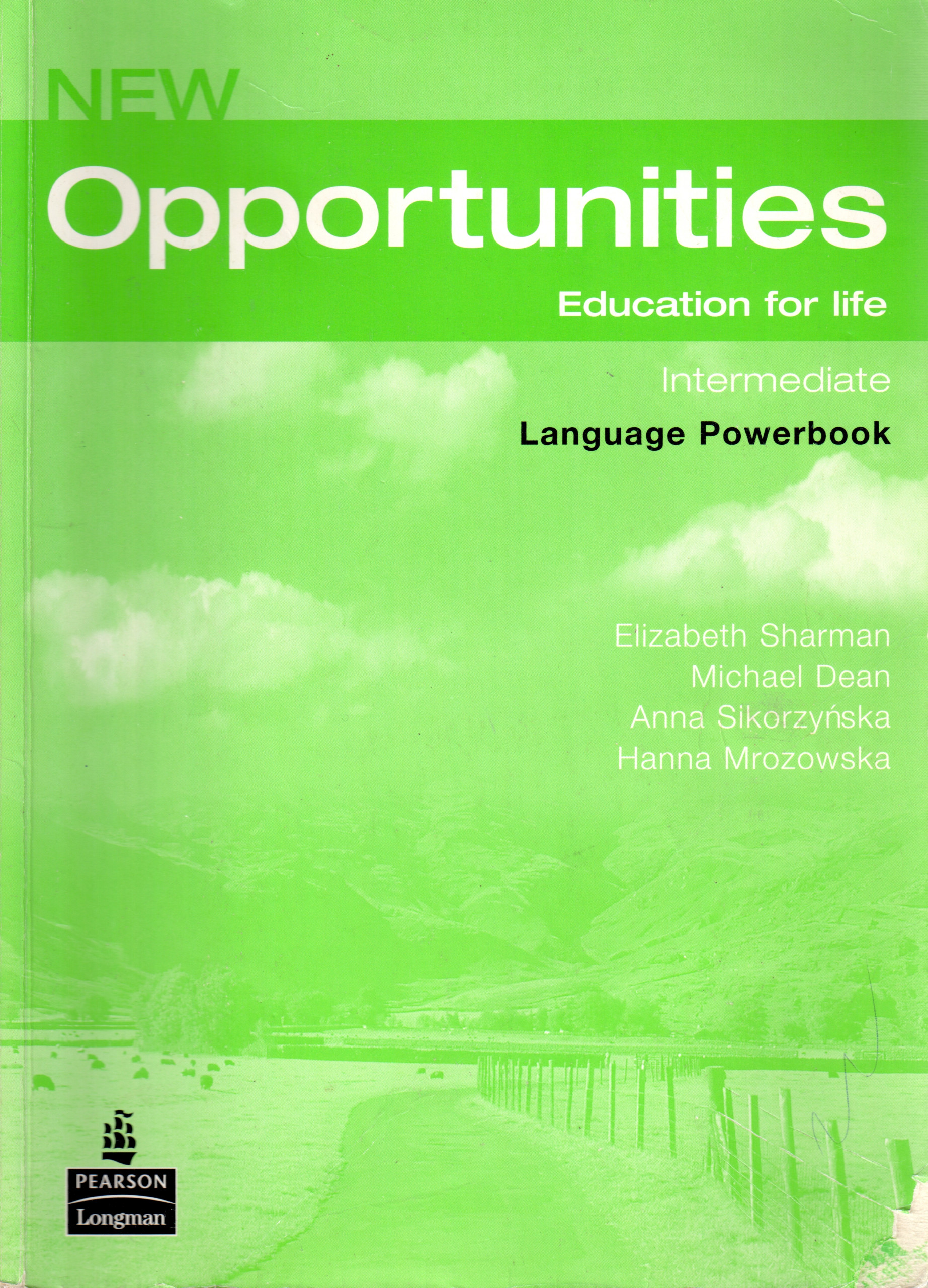 New Opportunities: Intermediate Language Powerbook - Náhled učebnice