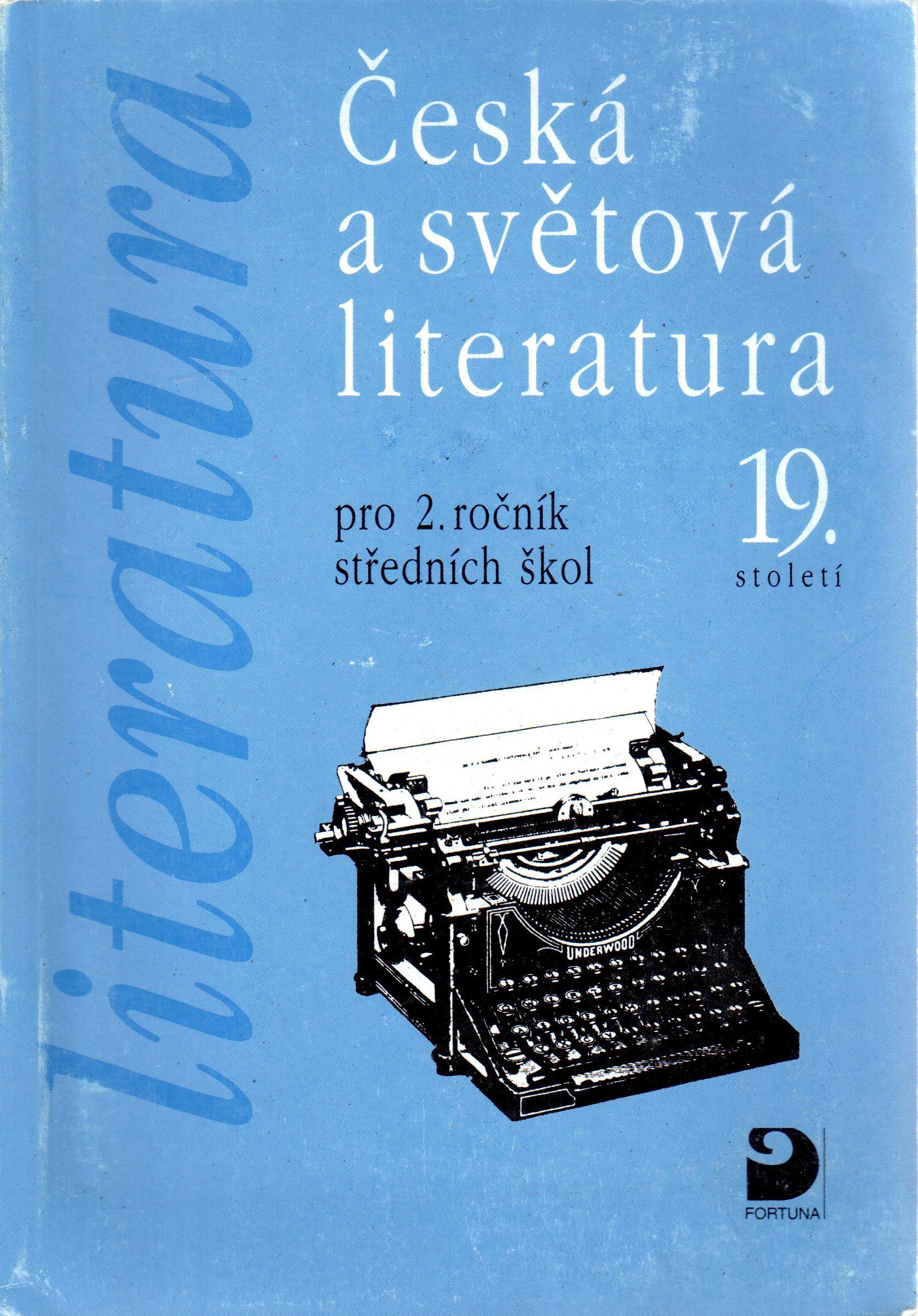 Česká a světová literatura pro 2. ročník středních škol - Náhled učebnice