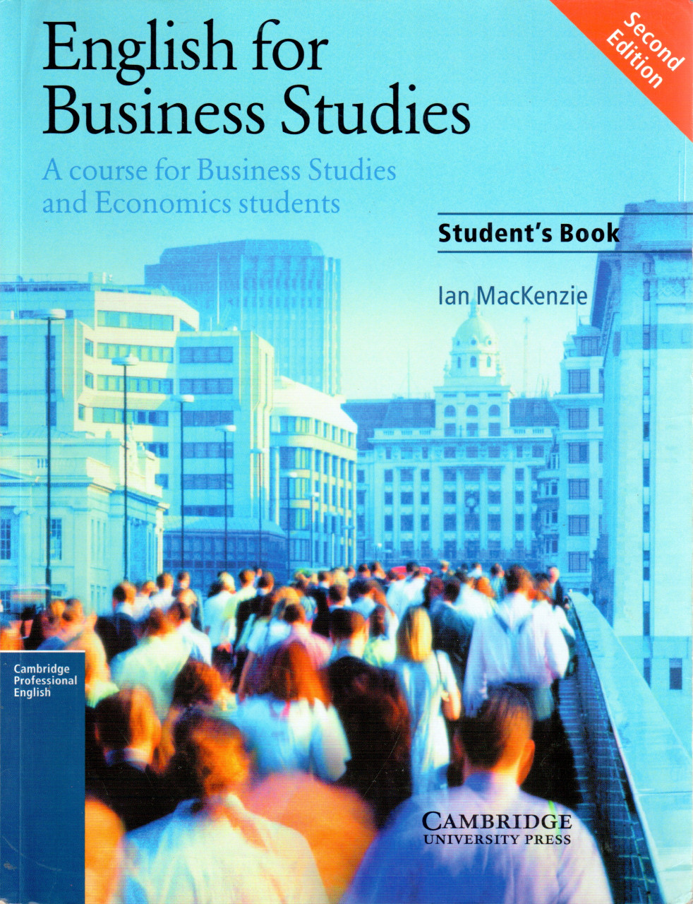 English for Business Studies: Student's Book