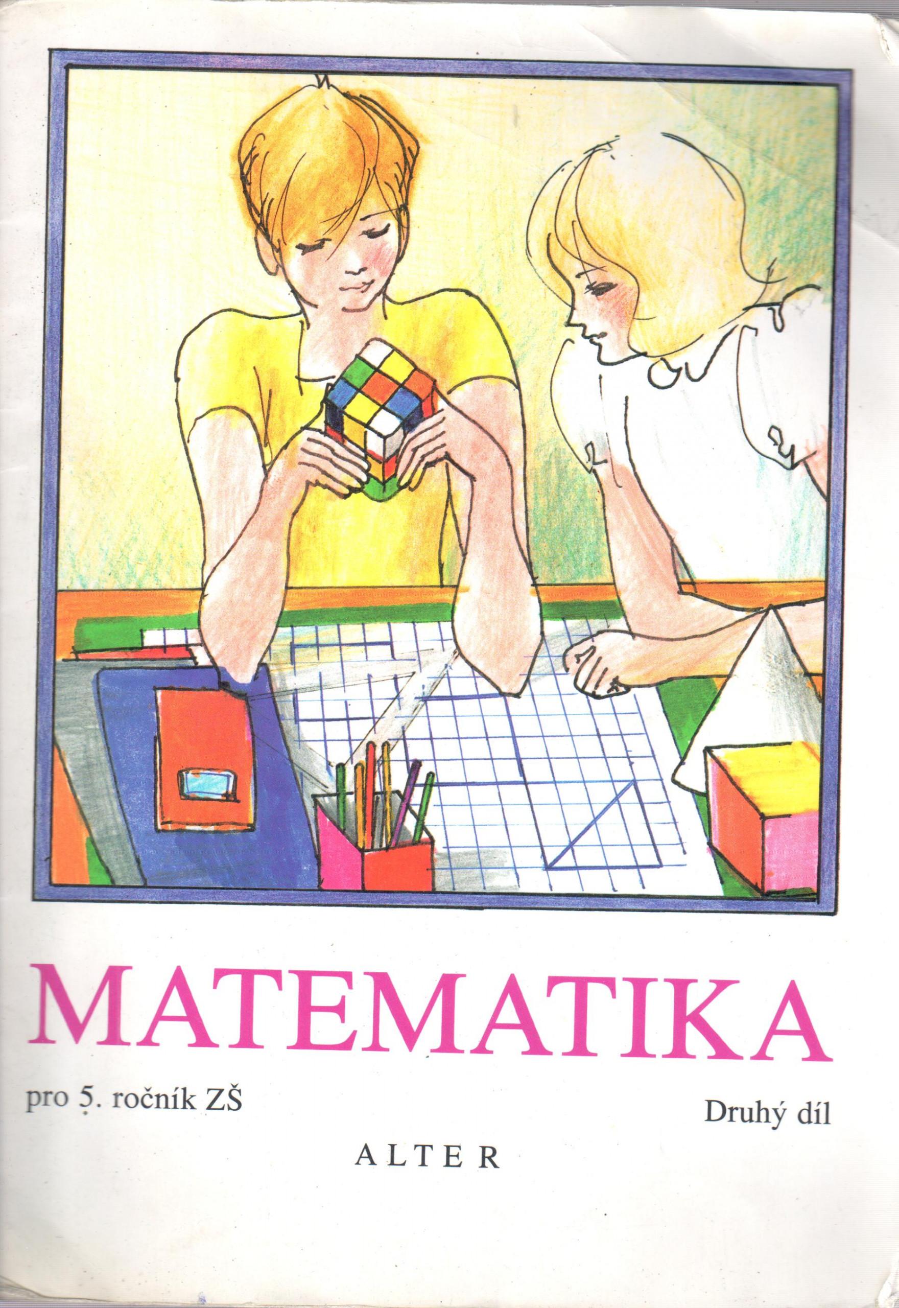 Matematika pro 5. ročník (2. díl) - Náhled učebnice
