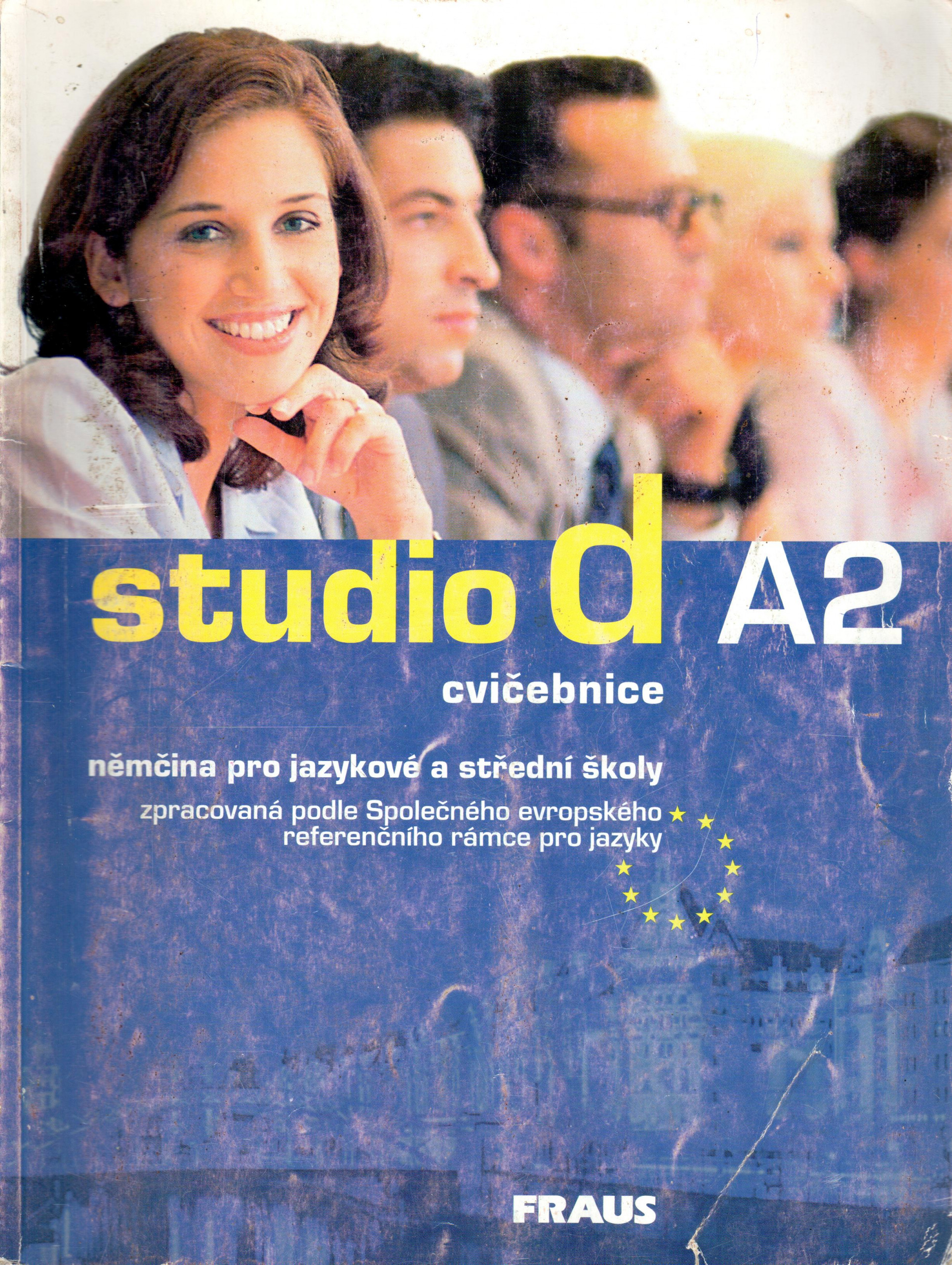 studio d A2: cvičebnice - Náhled učebnice