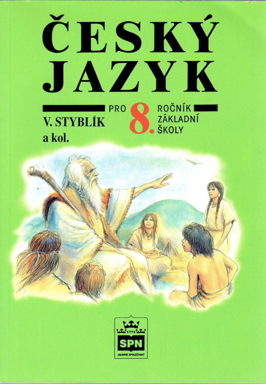 Český jazyk pro 8. ročník základních škol
