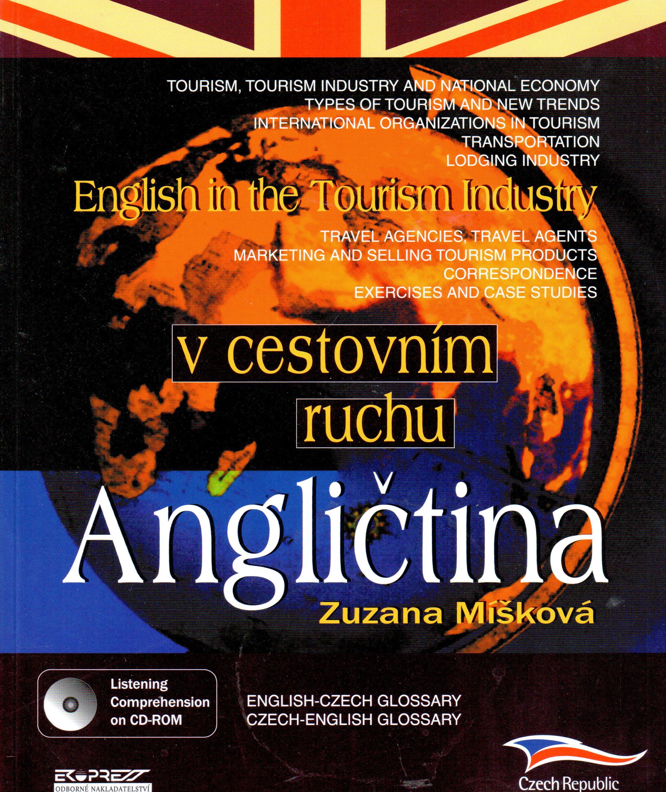 Angličtina v cestovním ruchu - Náhled učebnice