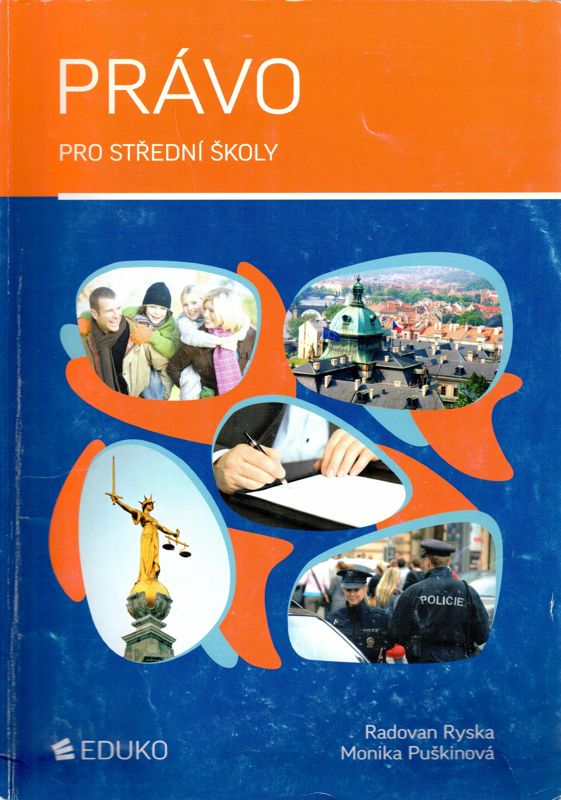 Právo pro střední školy - Náhled učebnice