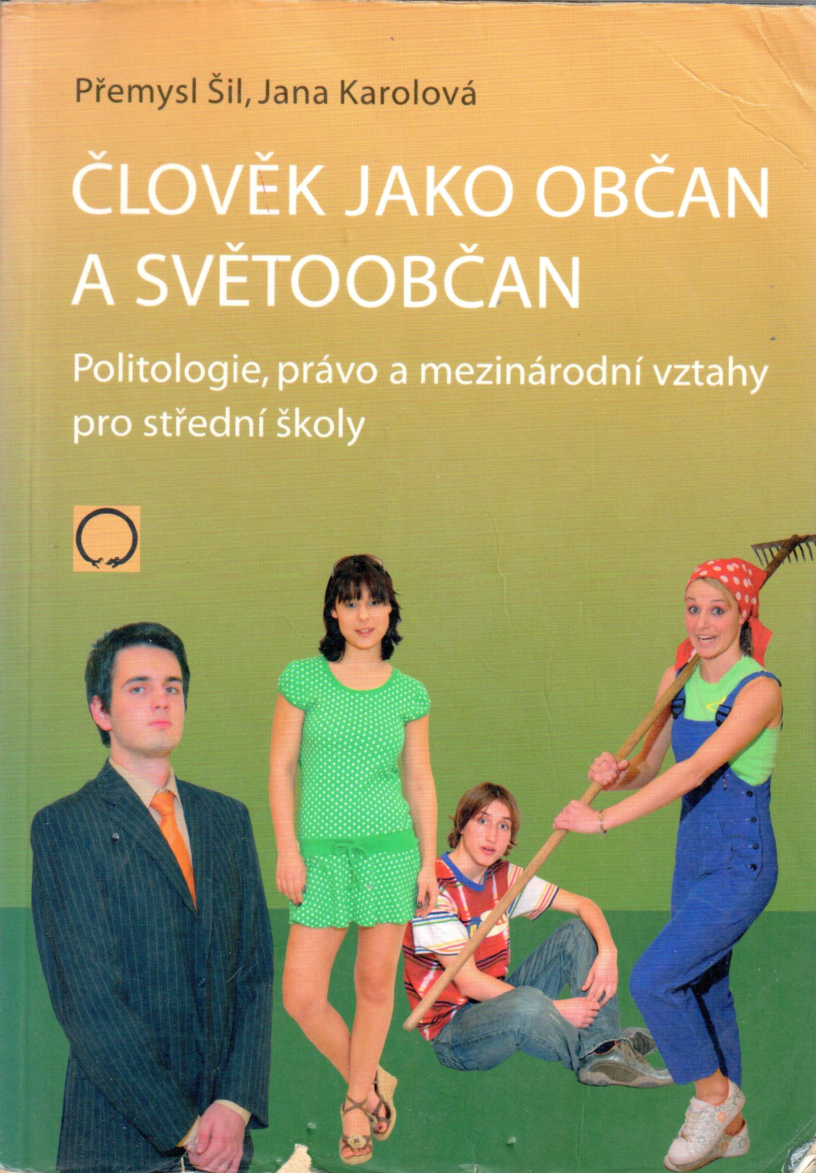 Člověk jako občan a světoobčan - Náhled učebnice