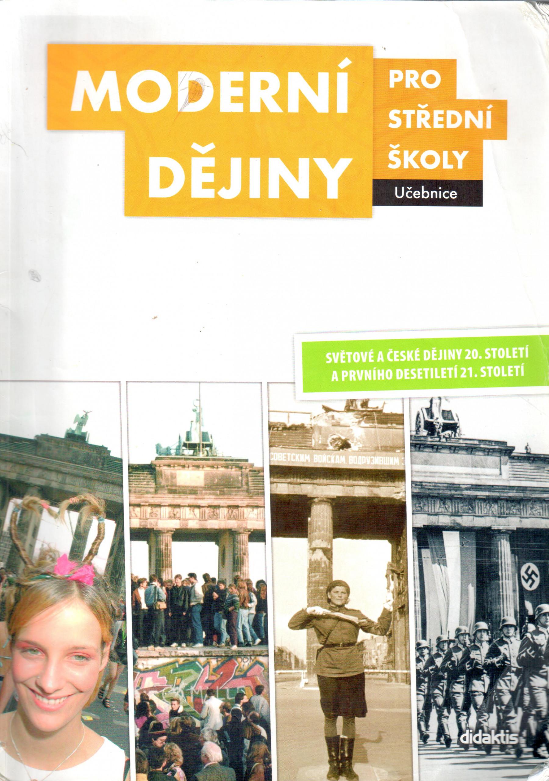 Moderní dějiny pro střední školy (učebnice) - Náhled učebnice