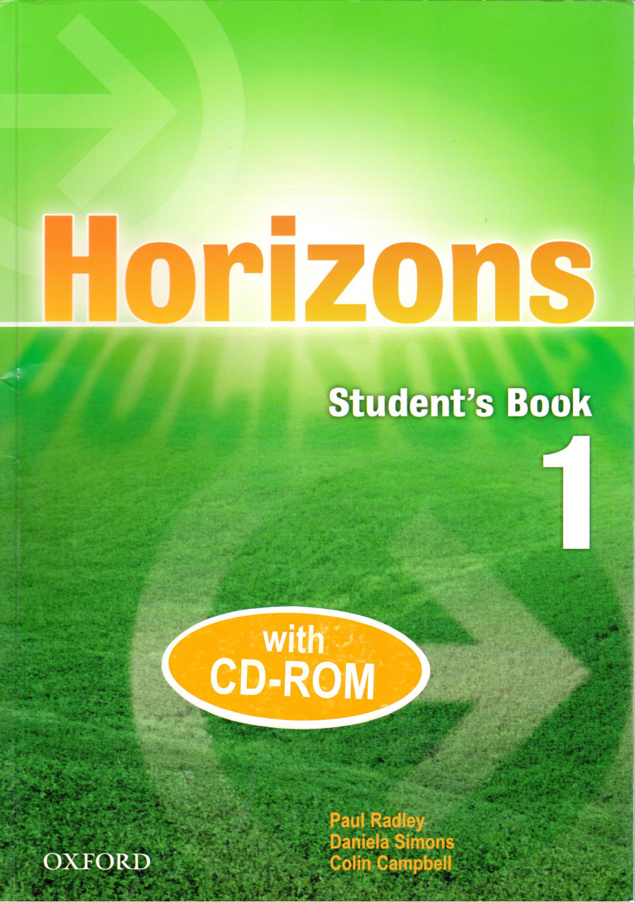 Horizons 1 Student´s Book + CD-ROM