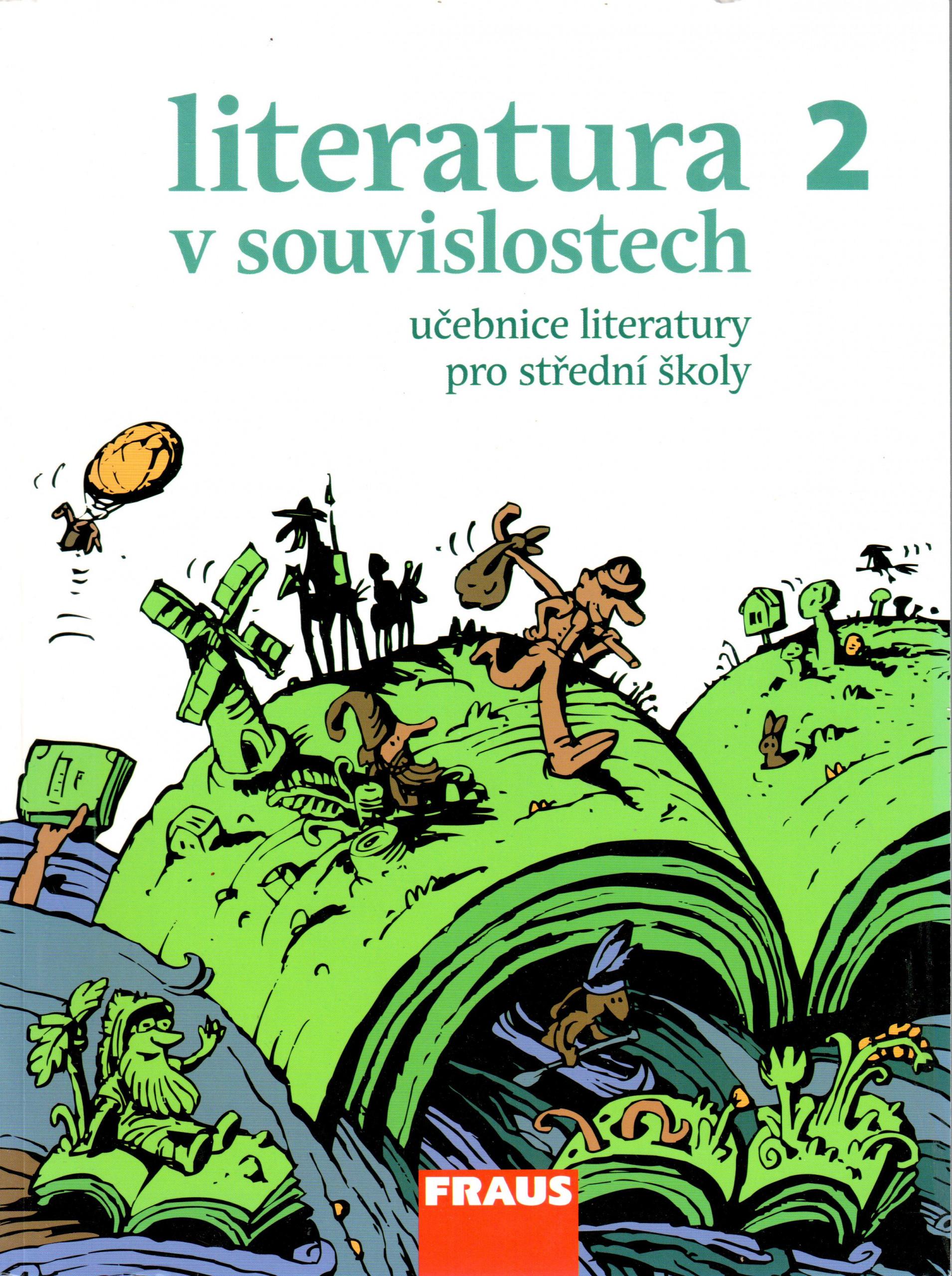Literatura v souvislostech 2: učebnice literatury pro střední školy - Náhled učebnice