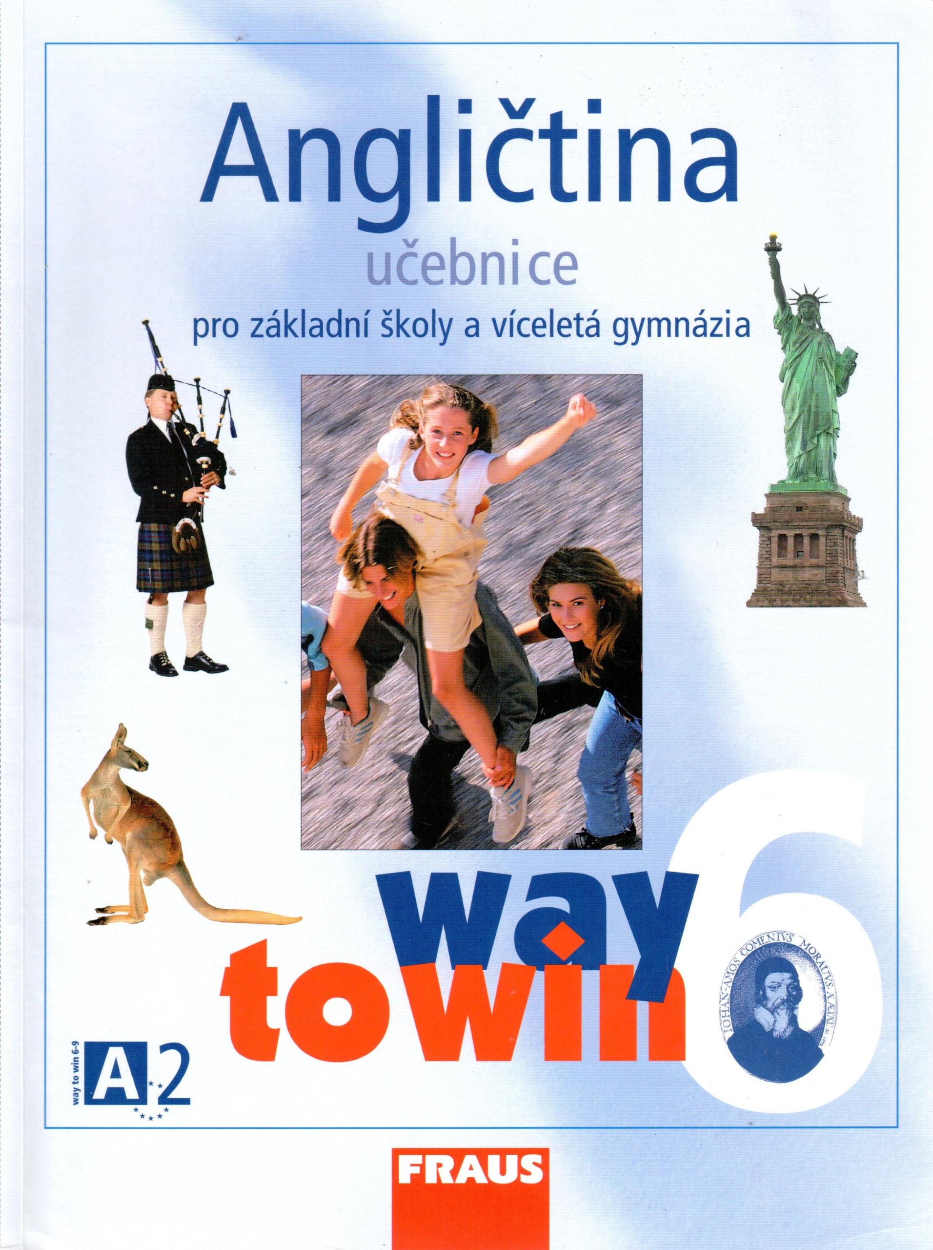 Angličtina 6 pro ZŠ a víceletá gymnázia: Way to Win (učebnice) - Náhled učebnice