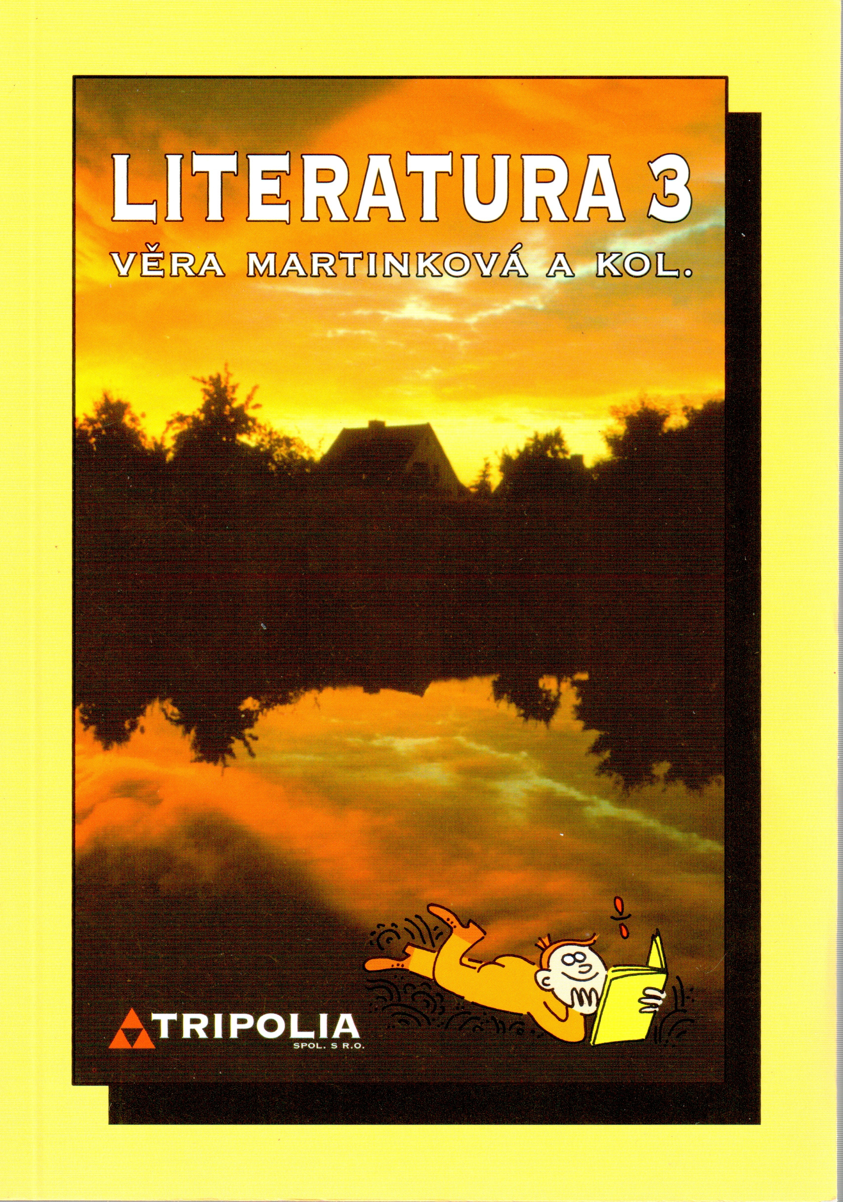 Literatura 3 pro 3. ročník středních škol - Náhled učebnice