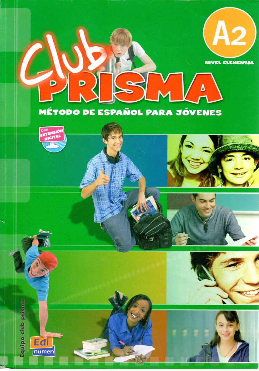 Club Prisma: Elemental A2 Libro del alumno