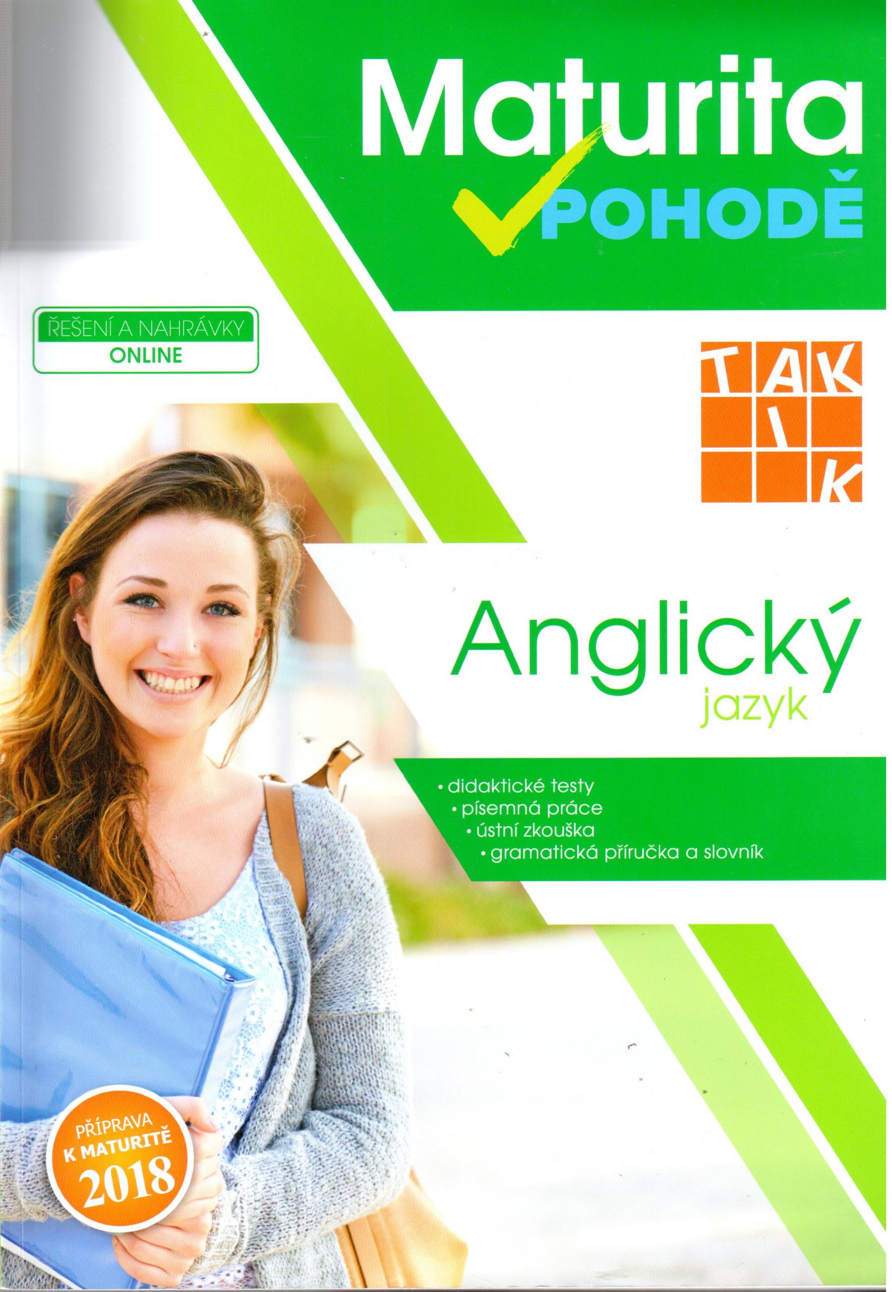 Maturita v pohodě: Anglický jazyk - Náhled učebnice