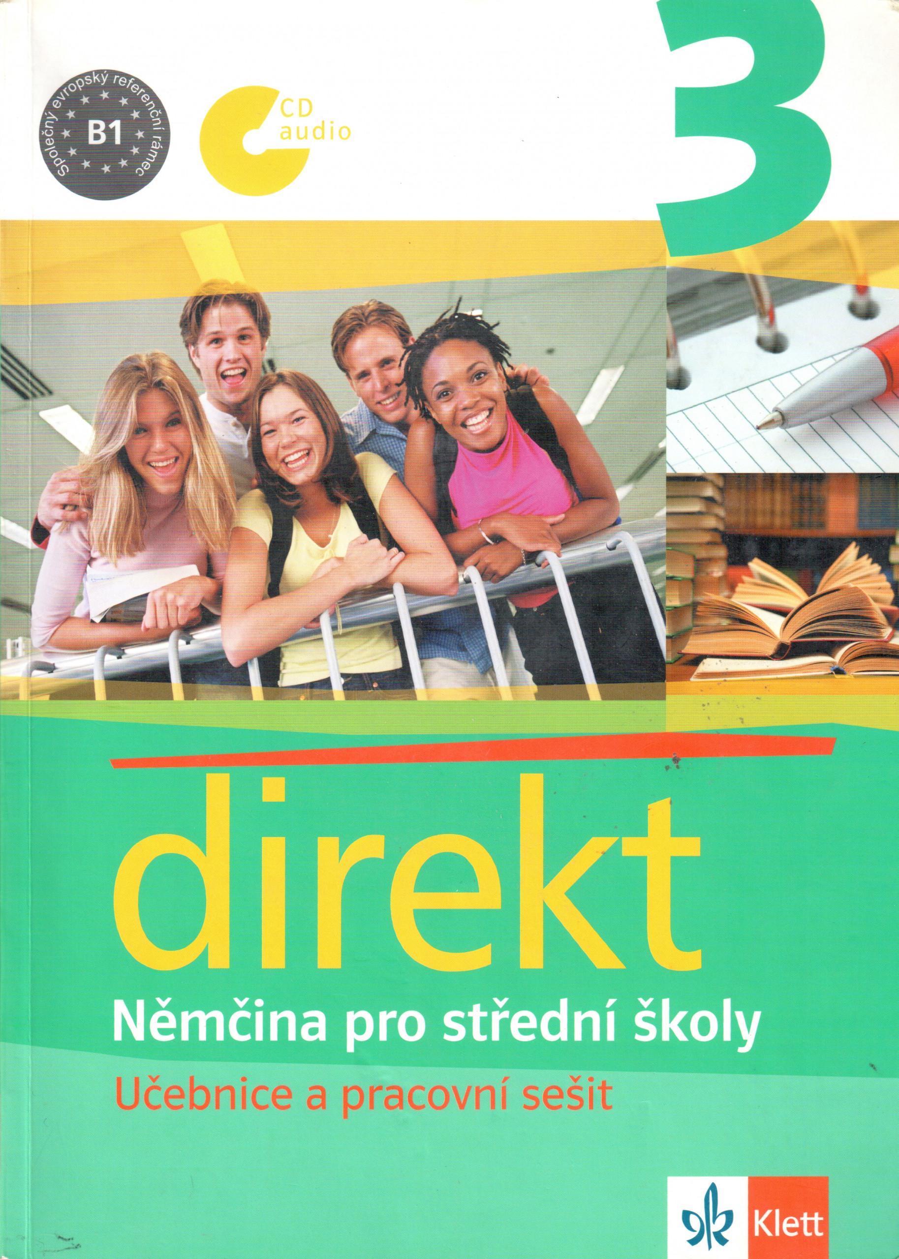Direkt 3 : učebnice a pracovní sešit (+audioCD) - Náhled učebnice