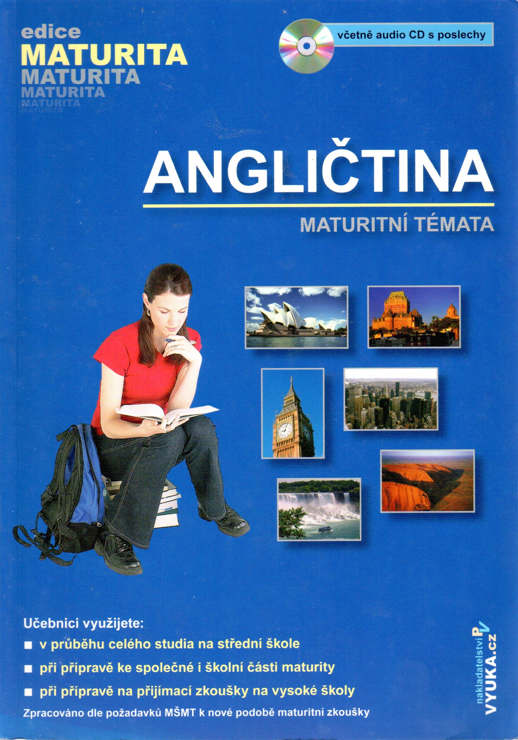Angličtina : maturitní témata (+audioCD) - Náhled učebnice