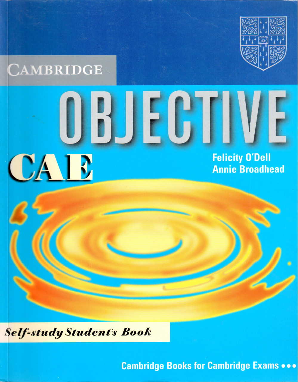 Objective CAE: Self-study Student's Book