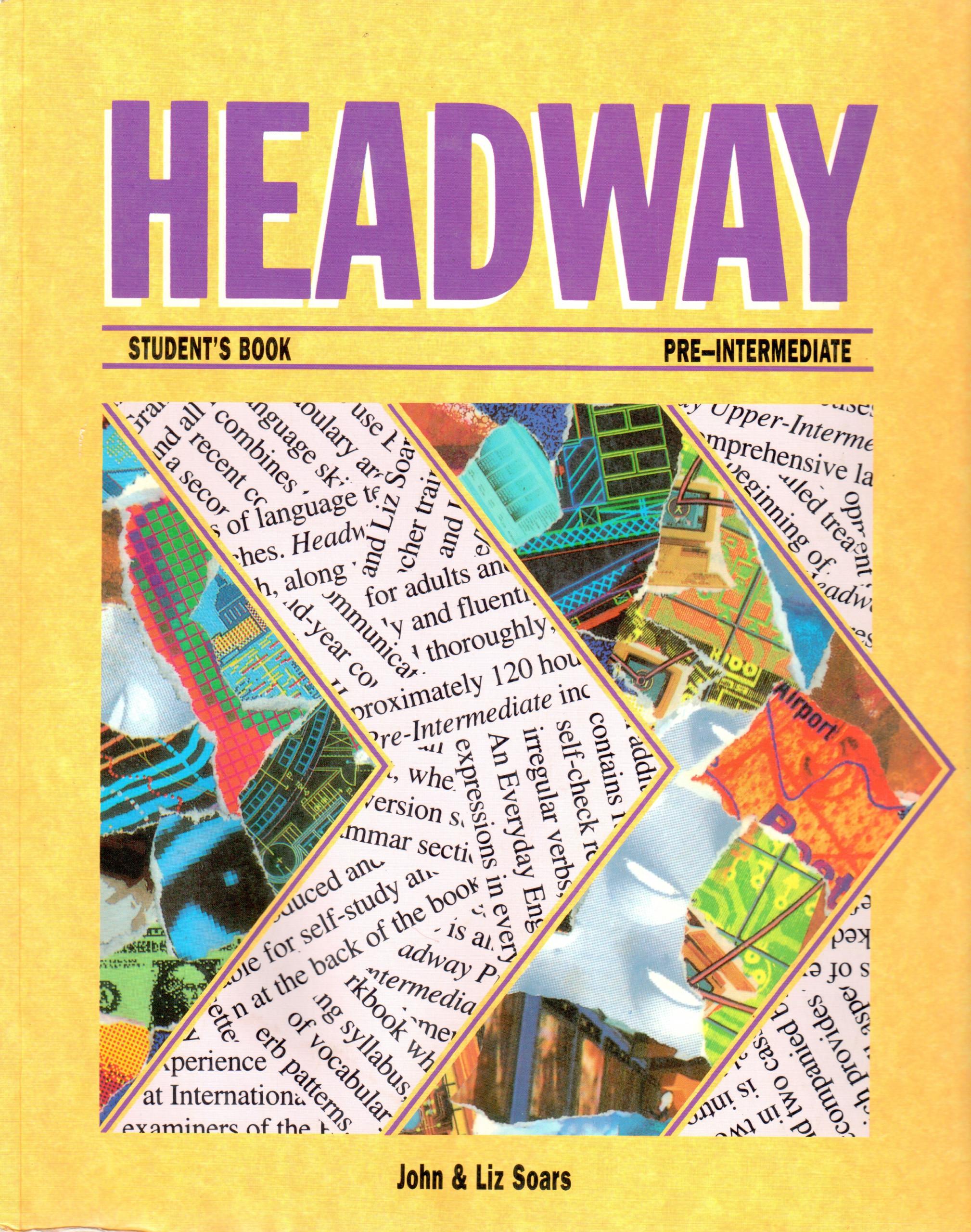 Headway: Pre-Intermediate Student's Book - Náhled učebnice