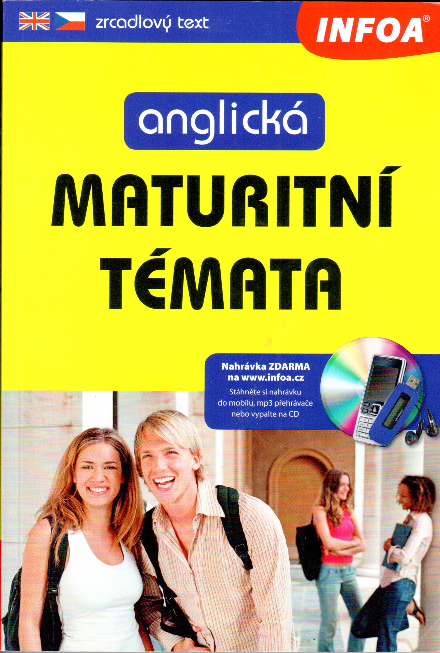 Anglická maturitní témata - Náhled učebnice