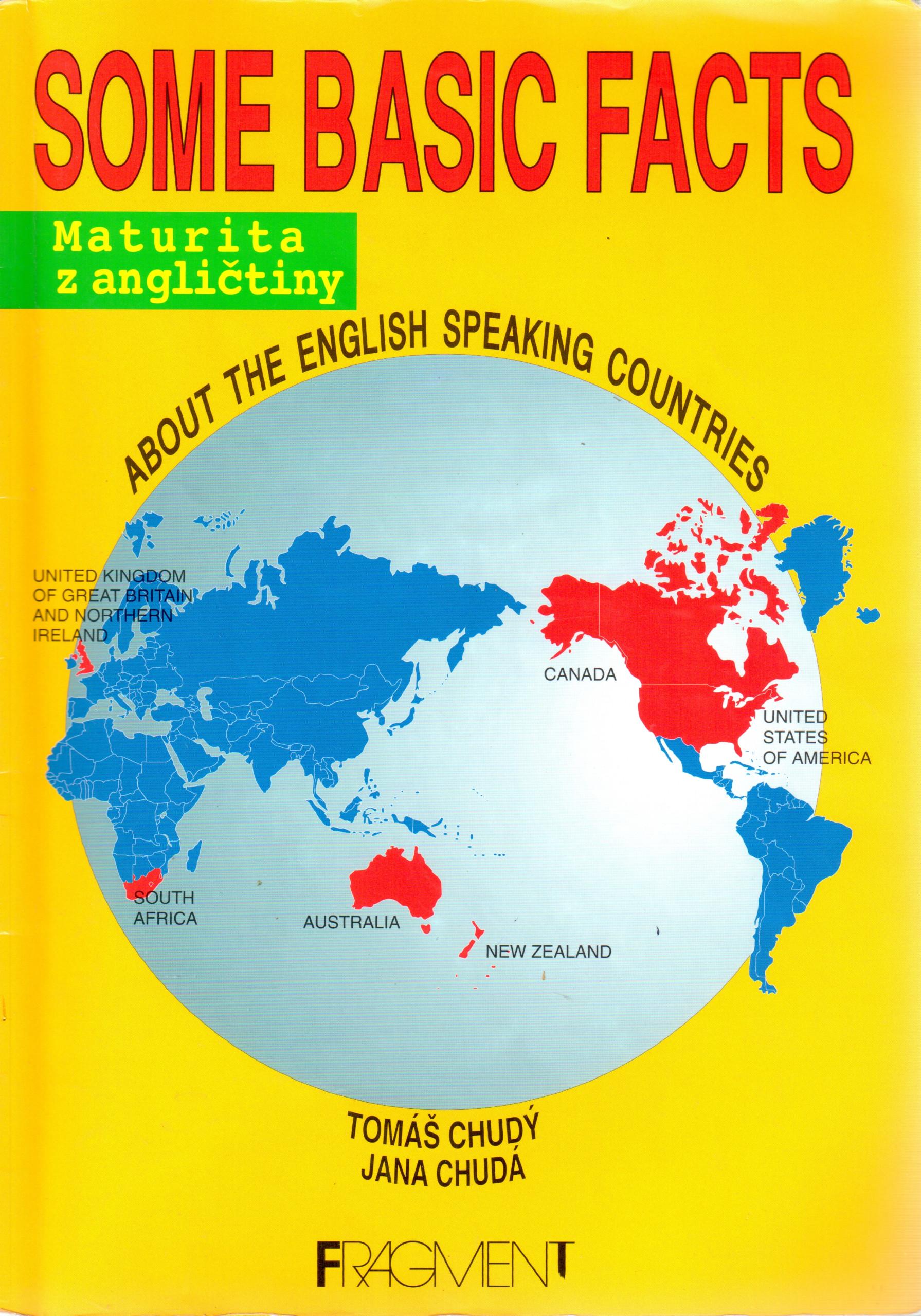 Some Basic Facts: Maturita z angličtiny - Náhled učebnice