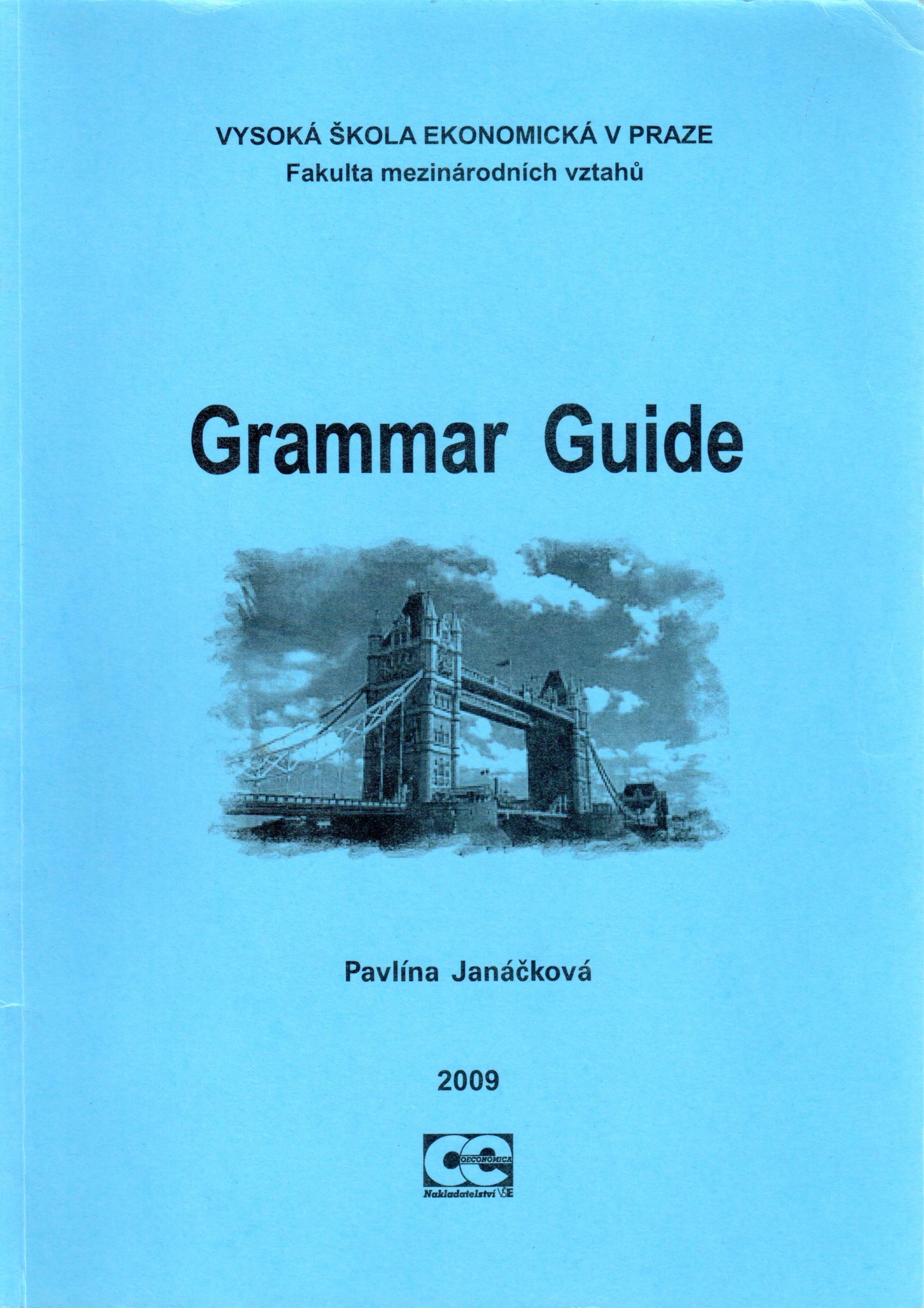 Grammar Guide - Náhled učebnice