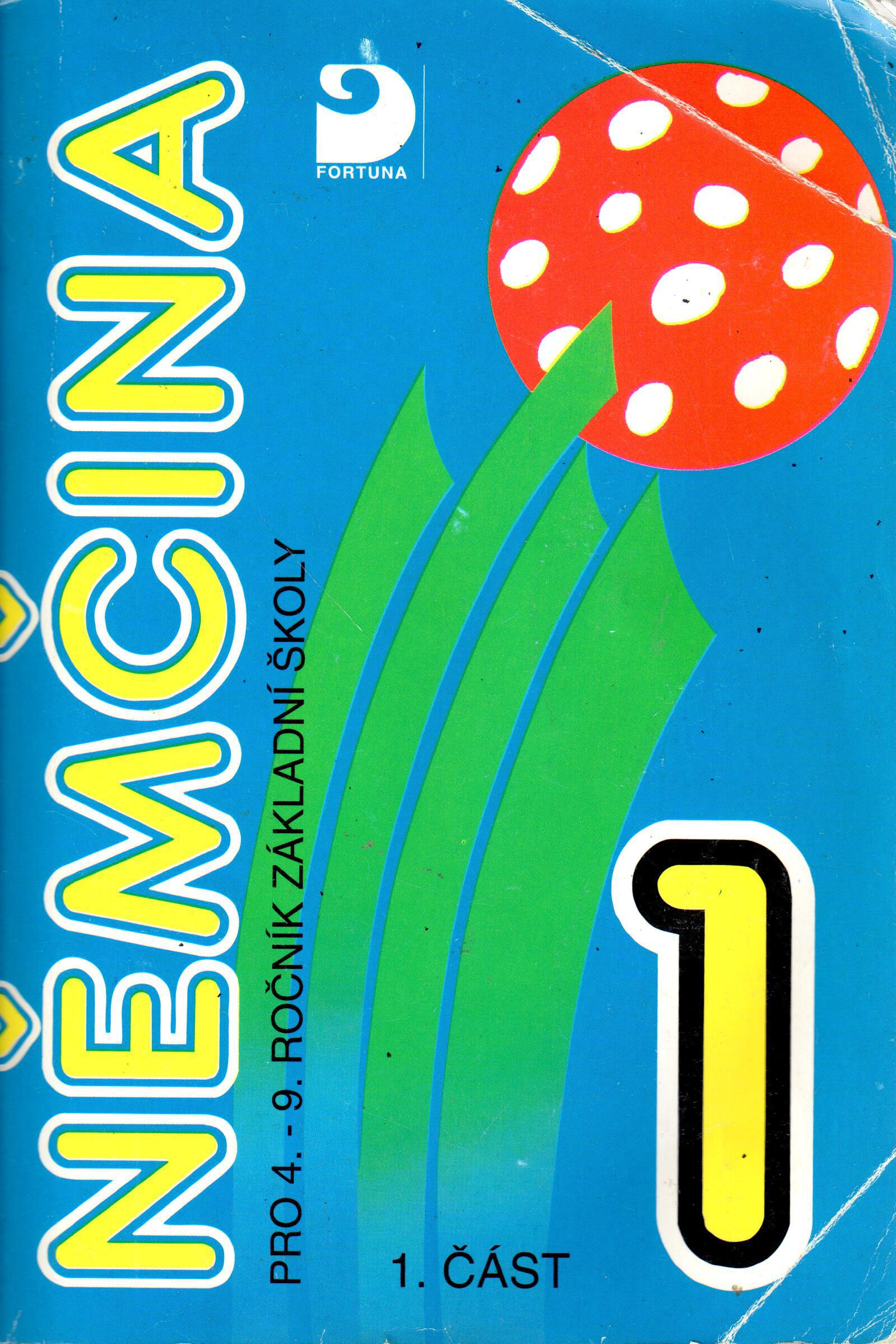 Němčina 1 pro základní školy - 1. část - Náhled učebnice
