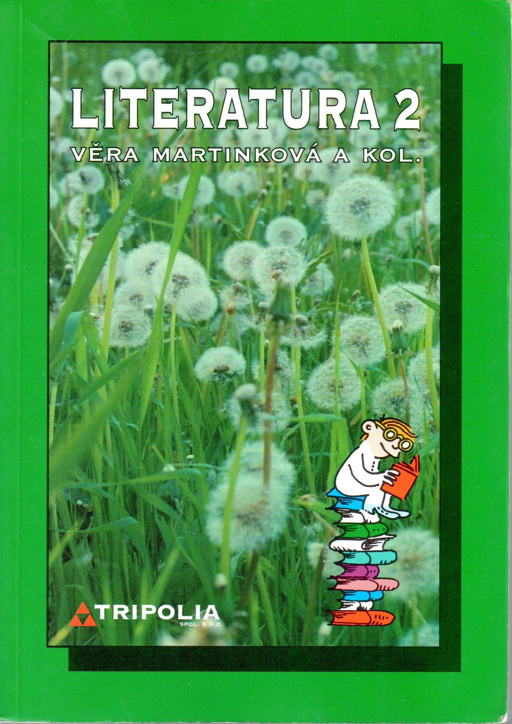 Literatura 2 pro 2. ročník středních škol - Náhled učebnice