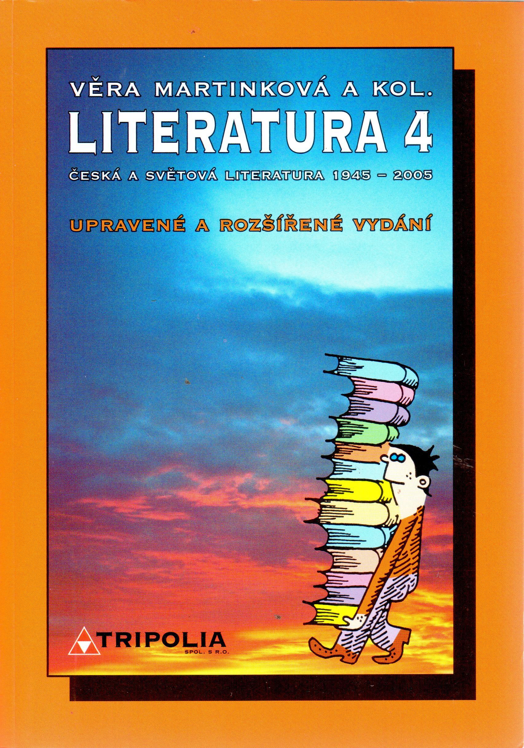 Literatura 4 pro 4. ročník středních škol - Náhled učebnice