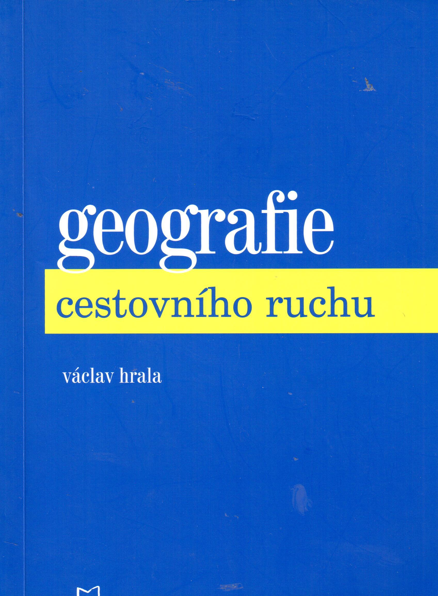 Geografie cestovního ruchu - Náhled učebnice