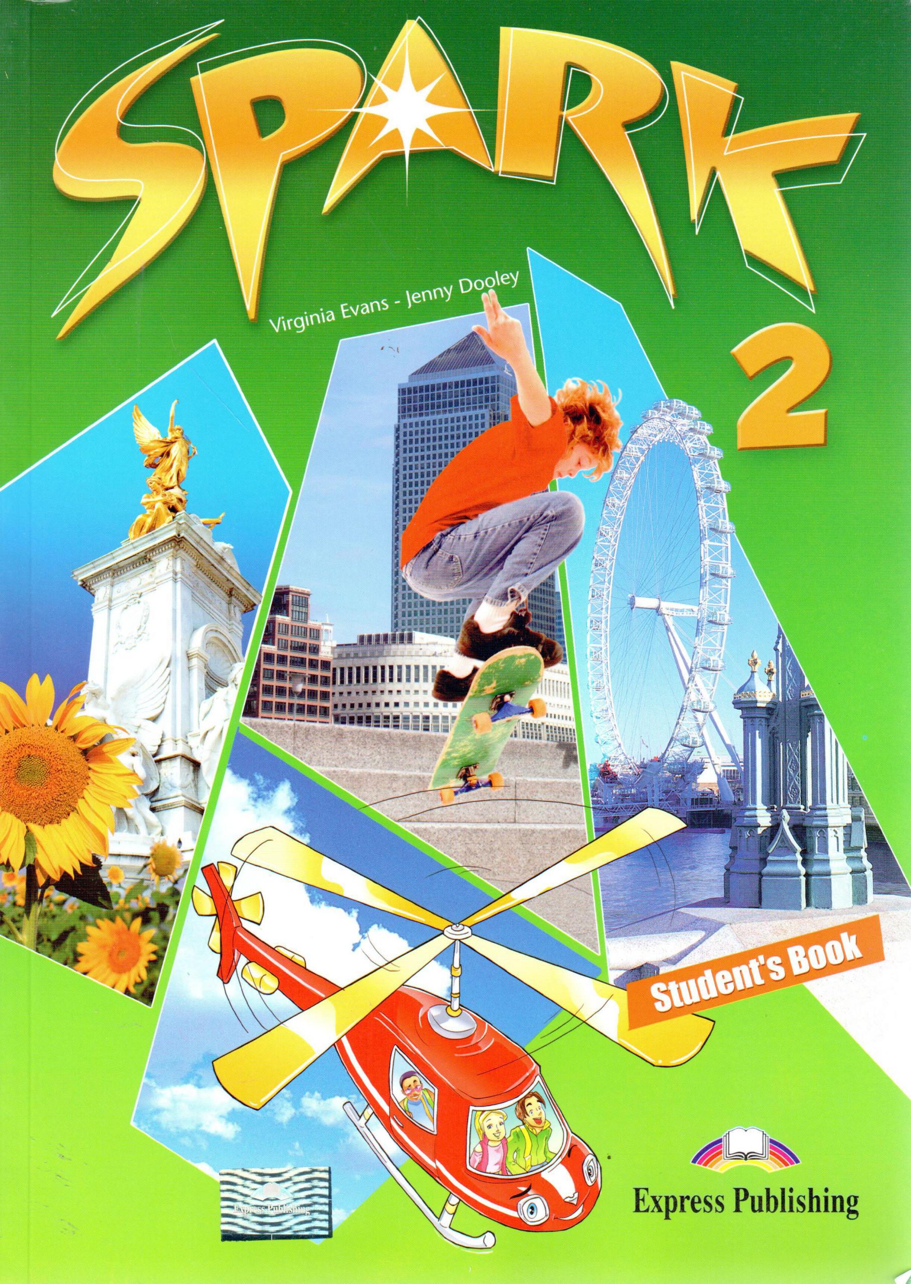 Spark 2 student´s book - Náhled učebnice