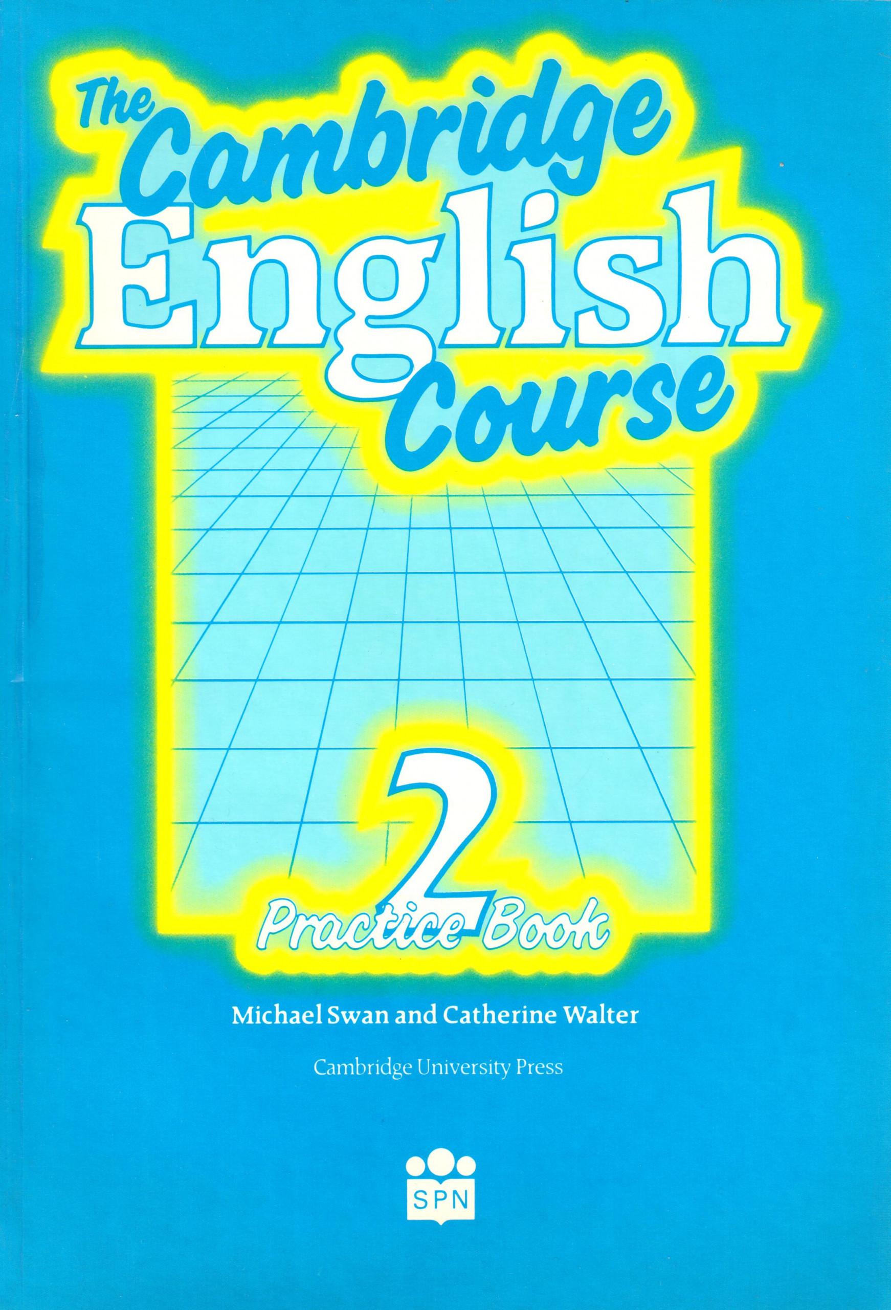 The Cambridge English Course 2: Practice Book - Náhled učebnice