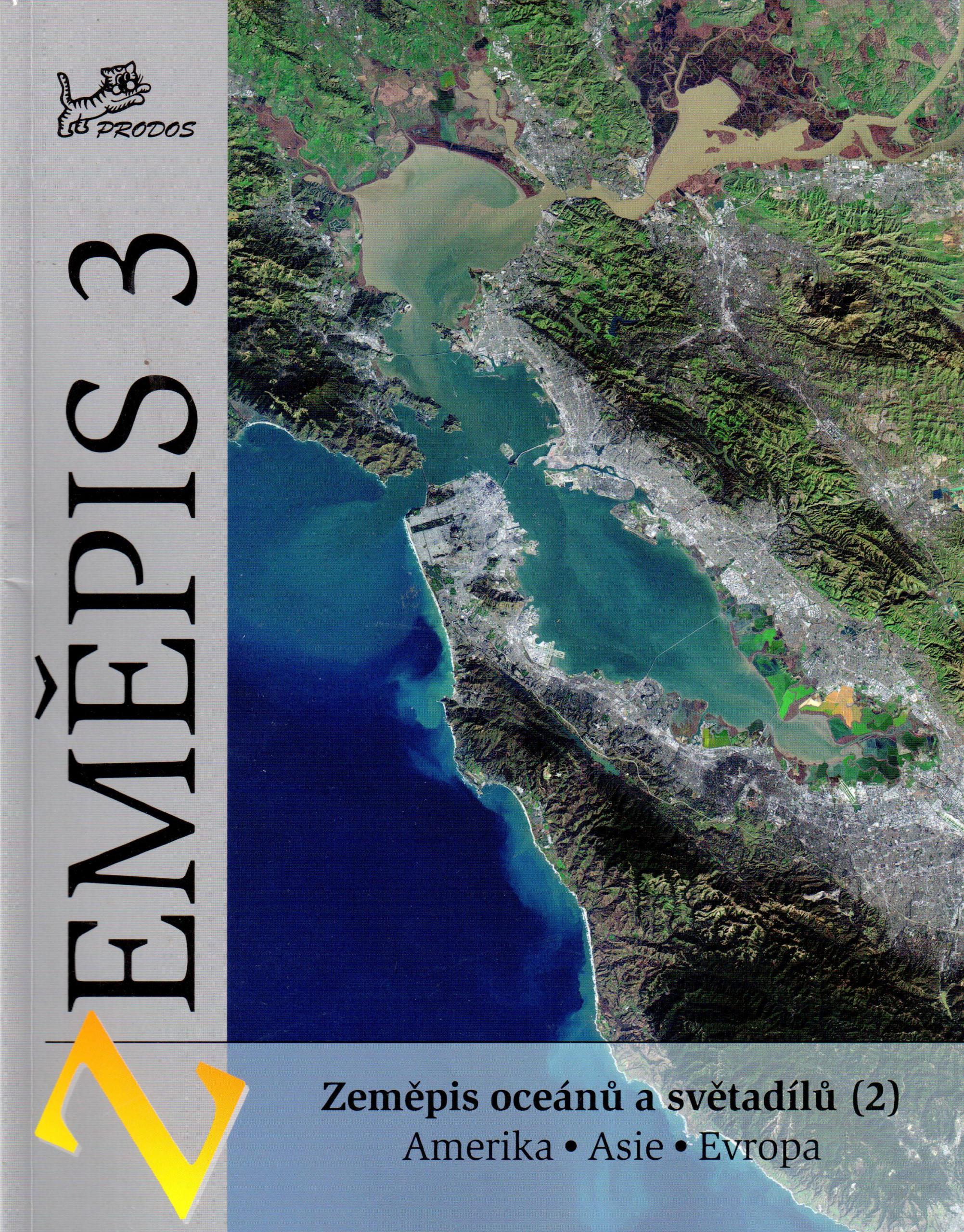 Zeměpis 3 - Náhled učebnice