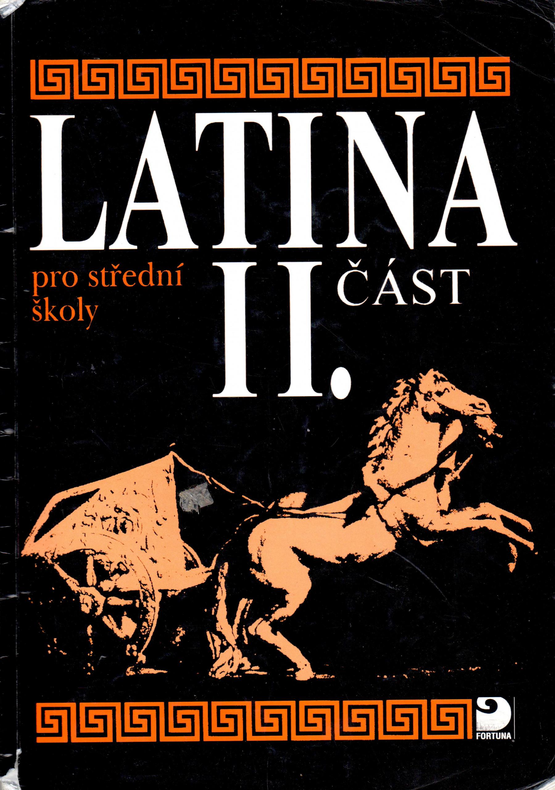 Latina pro střední školy (II. část) - Náhled učebnice
