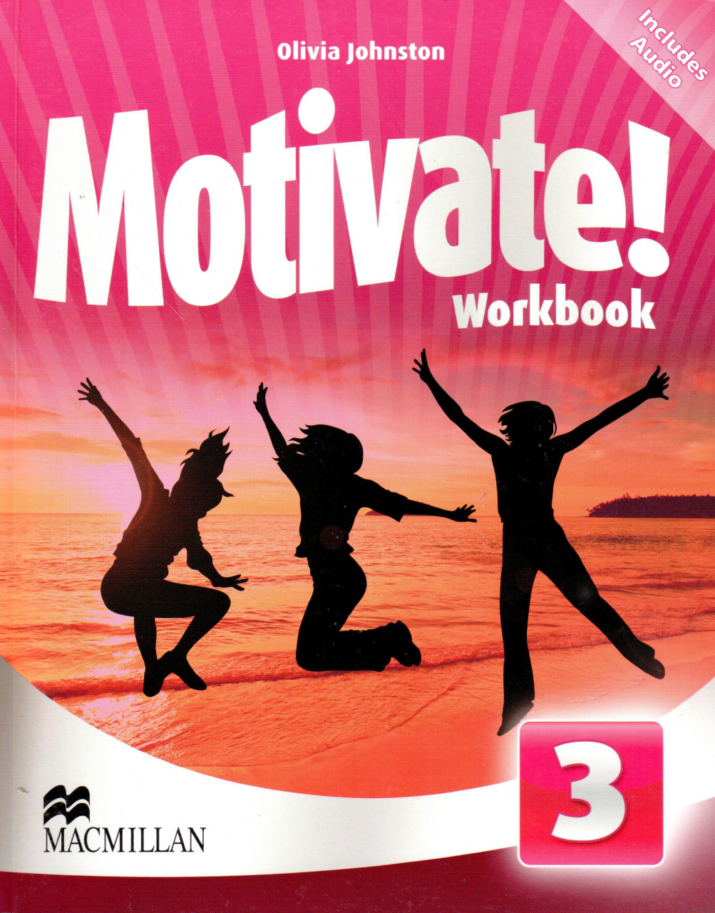 Motivate 3 Workbook Pack