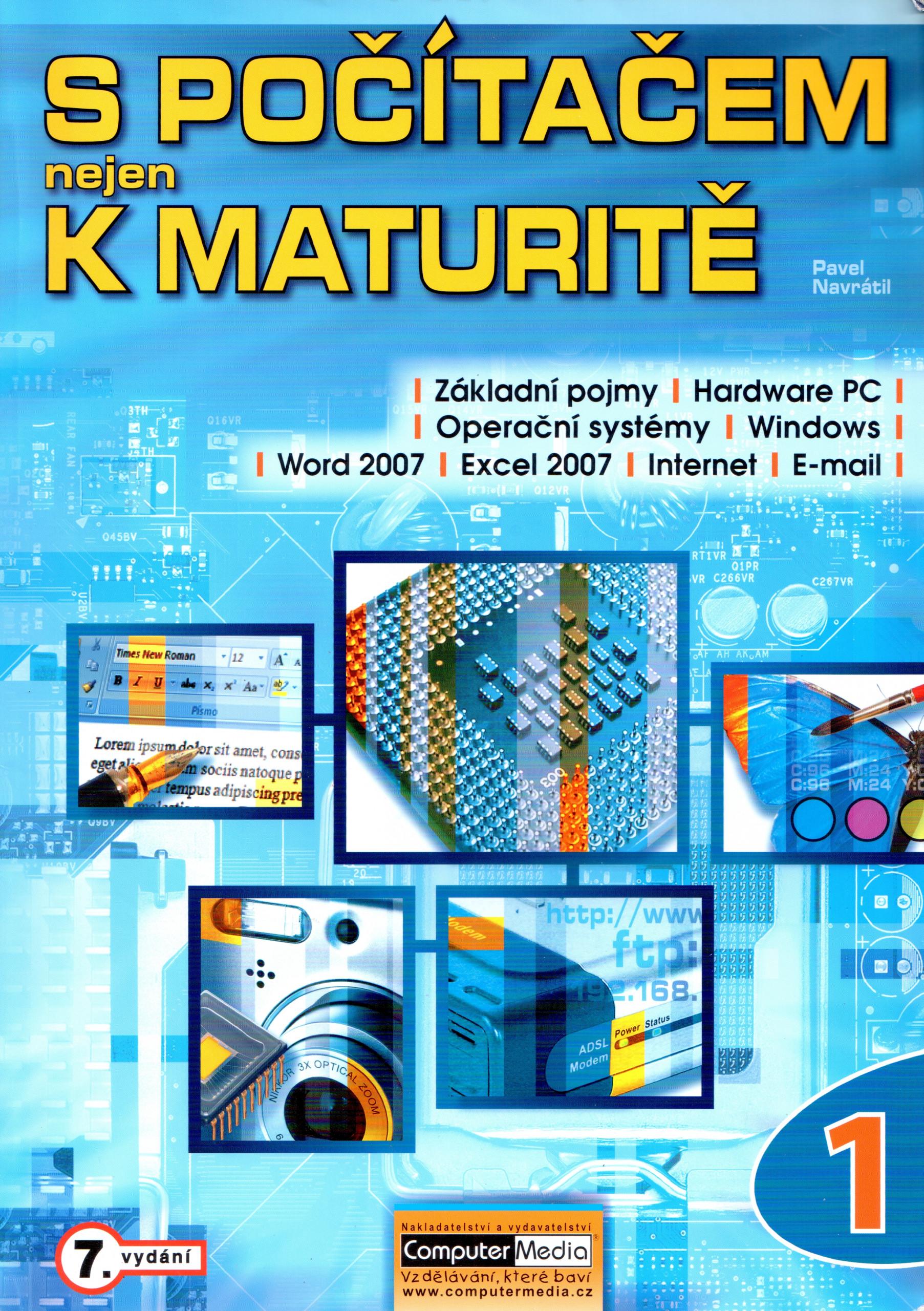 S počítačem nejen k maturitě (1. díl) - Náhled učebnice