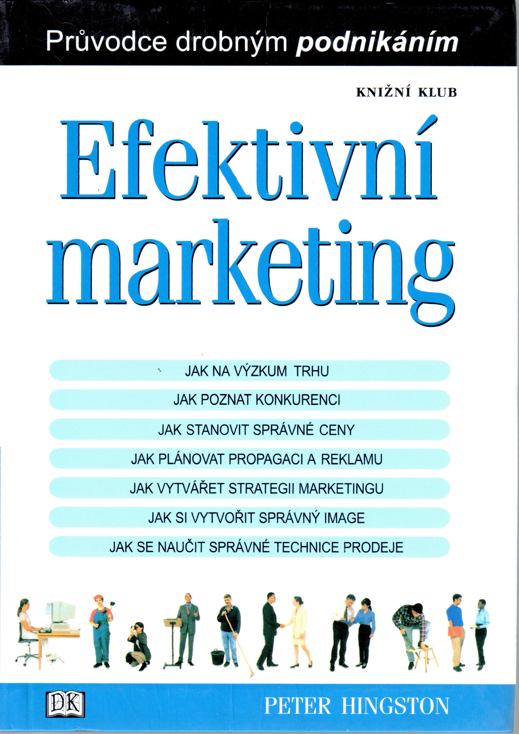 Efektivní marketing - Náhled učebnice