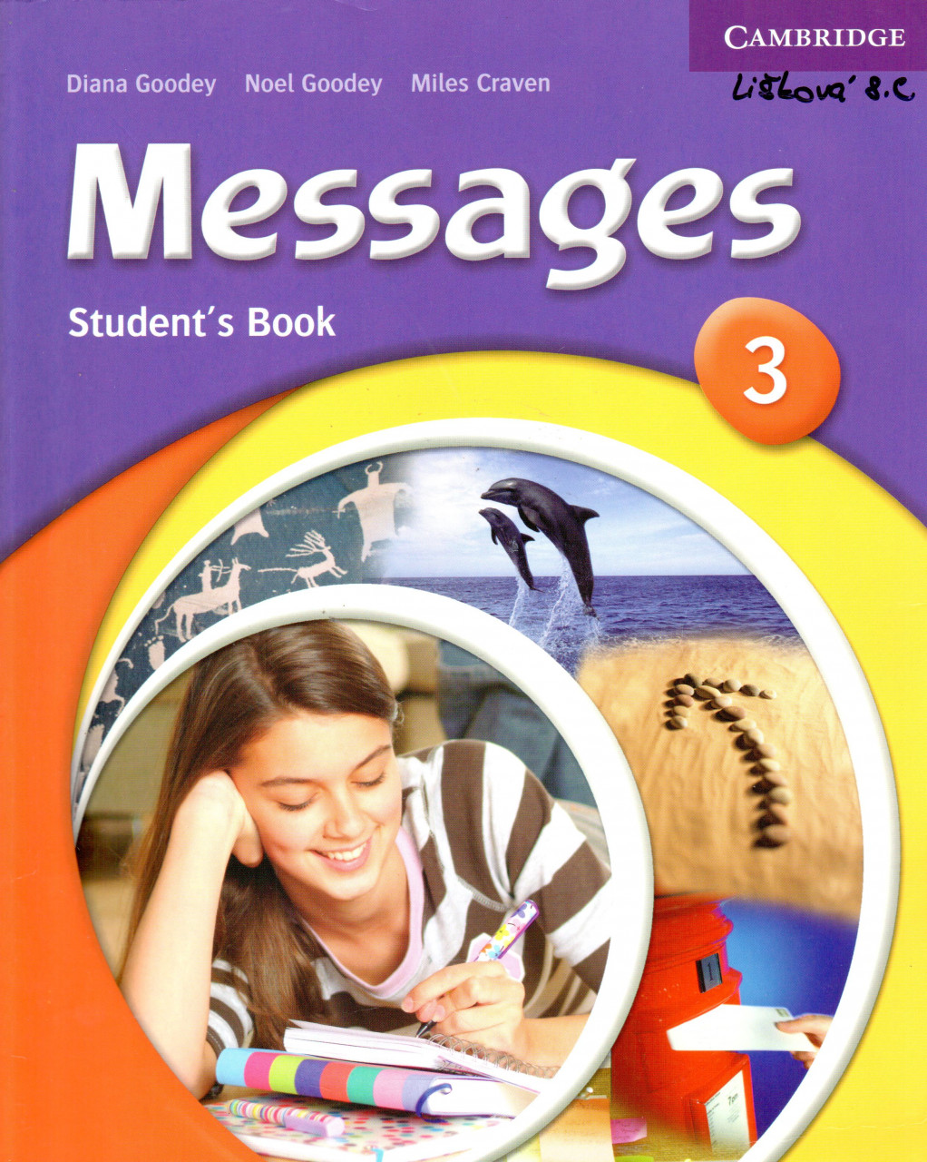 Messages 3, Student's Book