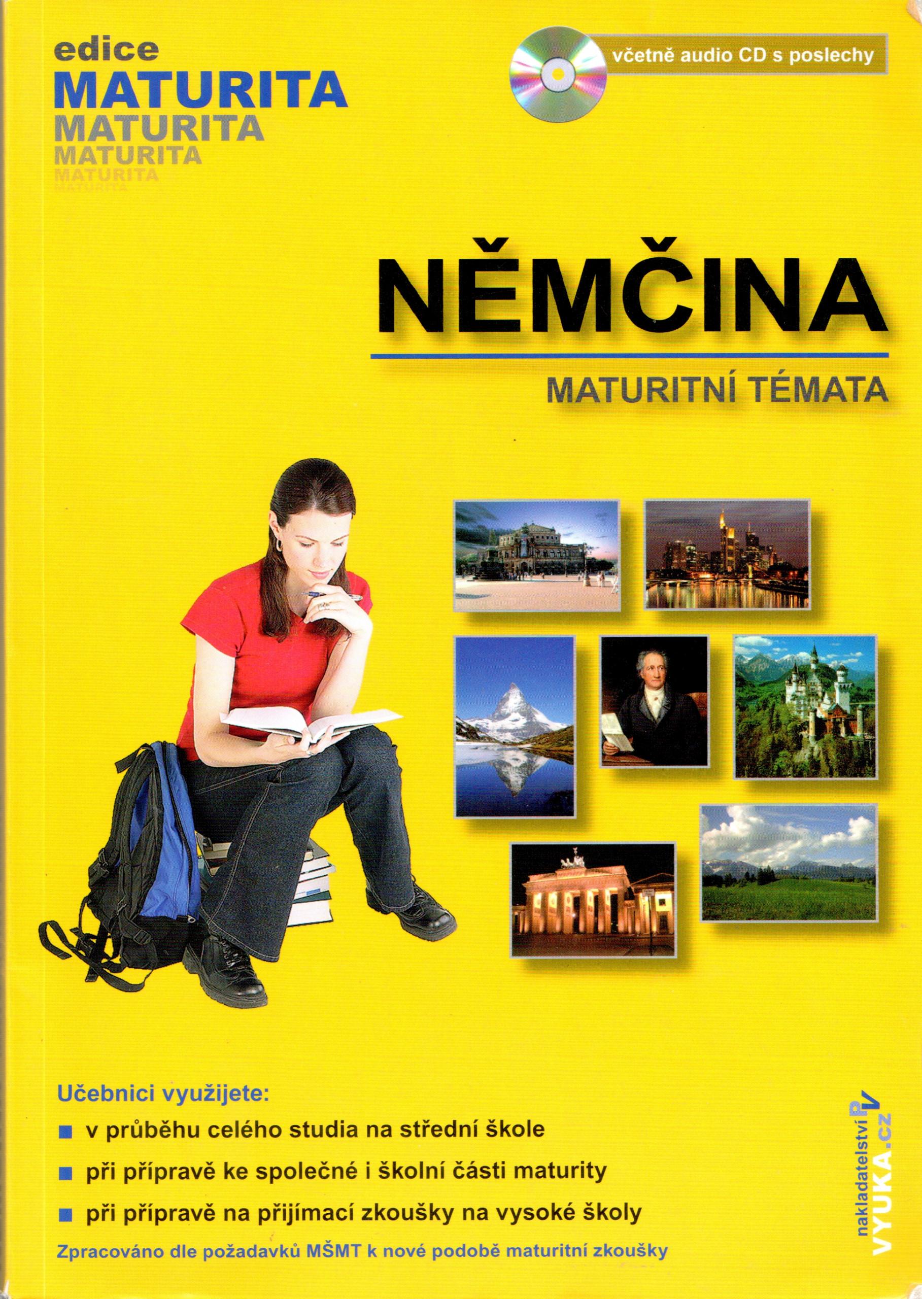 Němčina: Maturitní témata - Náhled učebnice